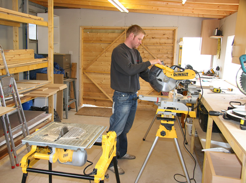 Joiner St Andrews Joinery Work Joinery Contractor